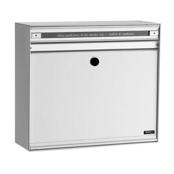 Briefkasten Allux SC135 mit Stahl-Front